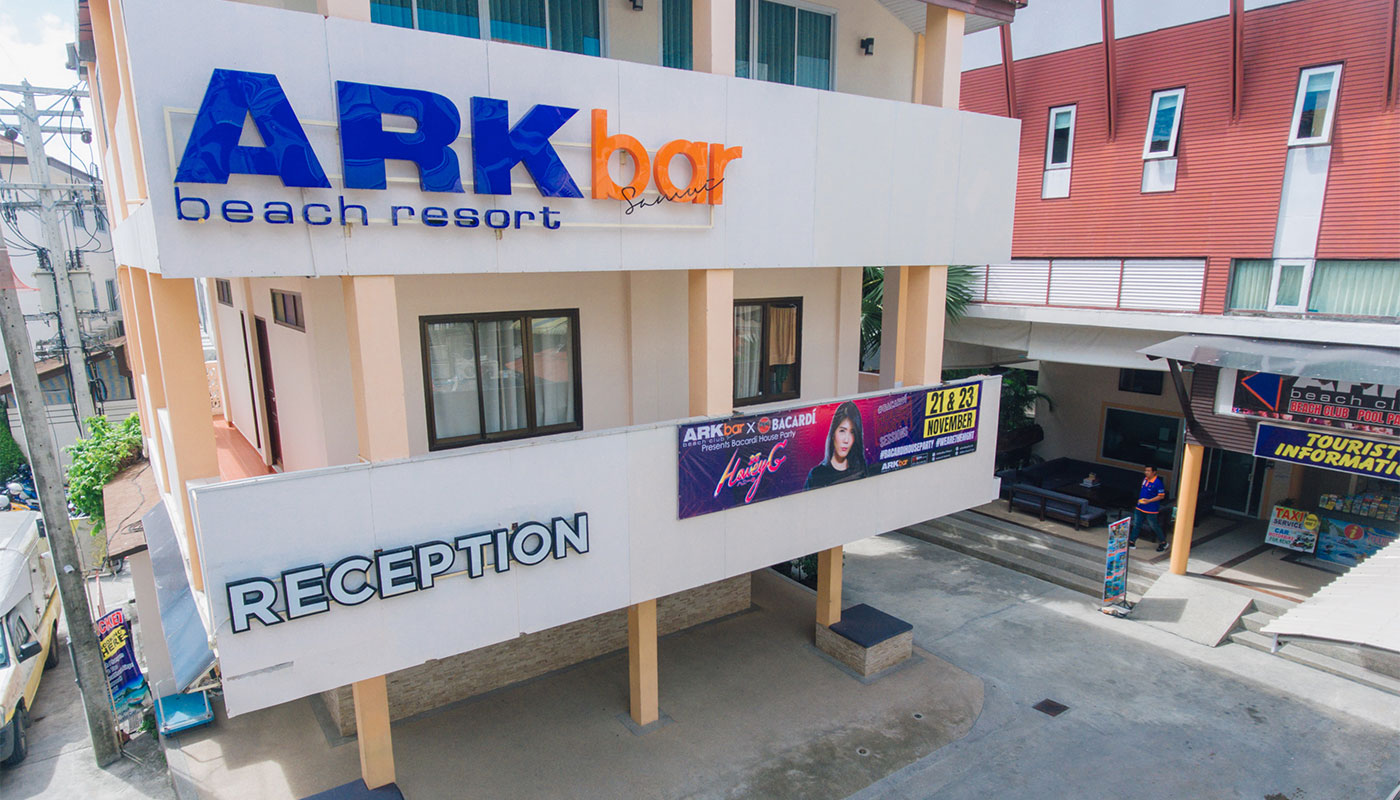 ARK Bar Beach Resort - Chaweng Beach Party Resort