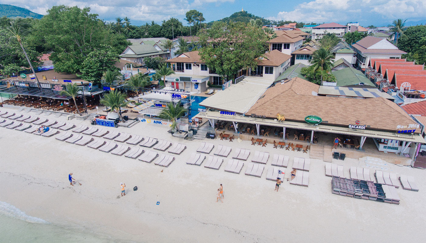 Ark Bar Beach Resort