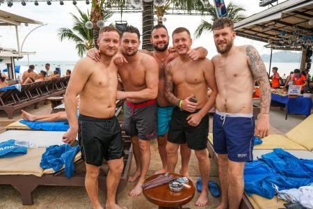ARKbar Beach Club
